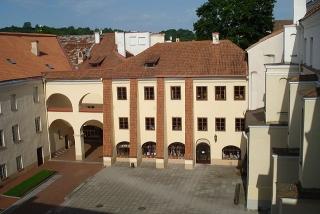 дворик Сарбевия (фото пользователя Alma Pater с сайта wikipedia.org