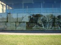 Баррикады у здания Сейма