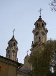 Башни Миссионерского костела.