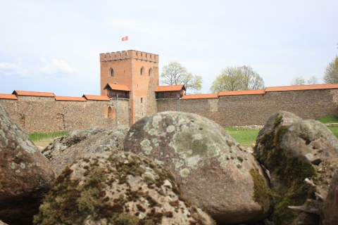 Медининкайский замок.
