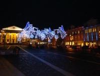 Ратушная площадь на Рождество-2011