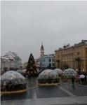 Ратушная площадь на Рождество-2018